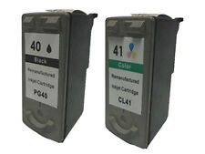 Non-OEM For Canon PG-40 CL-41 Pixma MP140 MP150 MP160 Ink Cartridges