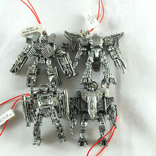 Transformers Danglers Bundle Megatron Starscream Blackout Browl Hasbro UK 3 +