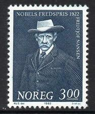 NORWAY MNH 1982 The Nobel peace prize winner 1922