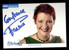 Constance Craemer Die Anrheiner Autogrammkarte Original Signiert # BC 64500