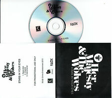 HER MAJESTY & THE WOLVES Stars In Your Eyes 2011 UK 3-tk promo CD Pussycat Dolls