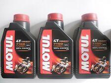 MOTUL OLIO MOTORE 7100 4T 10W60 MA2 ESTER 3 LITRI