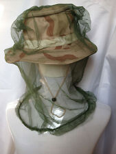 SWAT Tactical Milspec Boonie Camo Hat Hunting Cap With Mosquito Net L - MH002