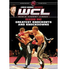 WCL - Season 1: Greatest Knockouts and Knockdowns - Chuck Norris Presents (DVD)