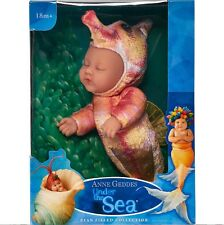 ANNE GEDDES DOLLS SELECTION FOR PLAY OR REBORN NEW IN Great Gift BOX SEAHORSE