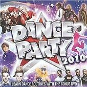 Various Artists - Dance Party 2010 (+2DVD, 2010)