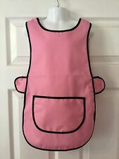 Wholesale Job Lot 10 Brand New Kids Childrens Tabards Aprons Pink Clothes Craft