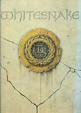 "WHITESNAKE ""1987"" PIANO/VOCAL/GUITAR MUSIC BOOK RARE OUT OF PRINT ON SALE!!"