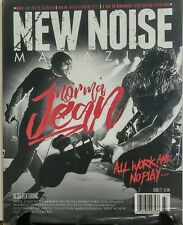 New Noise Magazine Issue 27 Norma Jean All Work and No Play FREE SHIPPING sb