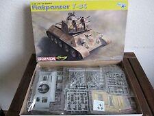 Flakpanzer T-34 von Dragon im Maßstab 1:35 *NEU*