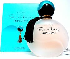 AVON Far Away Infinity Ladies  Eau de Parfum Spray Woman's  Genuine Perfume 50ml