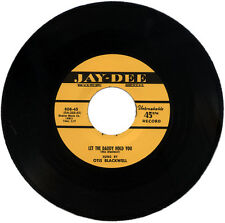 "OTIS BLACKWELL  ""LET THE DADDY HOLD YOU""   DRIVING 50's R&B MOVER   LISTEN!"