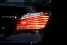 BMW E60 LCI 5 SERIES NEW GENUINE LED REAR O/S RIGHT TAIL LIGHT 7361592