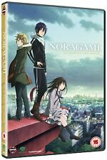 Noragami Complete Series 1 Collection DVD New & Sealed ANIME Region 2 Manga