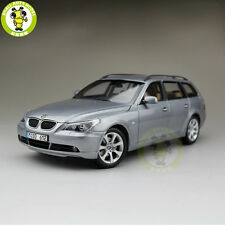 1/18 Kyosho 08592S BMW 5-SERIES TOURING Diecast Car Model Silver