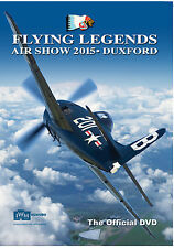 Flying Legends Airshow 2015 Standard Edition DVD