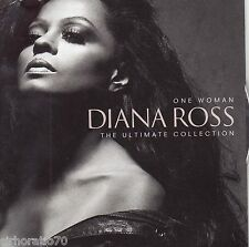 DIANA ROSS One Woman / The Ultimate Collection CD