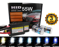 9145 8K 8000K H10 55W HID Conversion kit Fog Light Lamp Bulbs Replacement DC B
