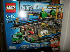 Lego City Güterzug + Power Funktionen Nr.60052 Alter 6-12 OVP