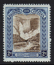 BRITISH GUIANA 1898 2c BROWN & INDIGO SG 217 MNH/ FAIR.