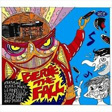 BEFORE THE FALL New CD