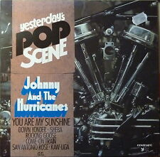 Yesterday's Pop Scene: Johnny and the Hurricanes, Vinyl LP