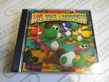 Yoshi´s Story 64 Club Nintendo Soundtrack Love, Peace & Happiness
