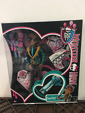 Monster High Clawd Wolf SWEET 1600 Sammlerpuppe SELTEN