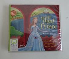 CD Audio Book - Rachel Flynn - The Third Prince  - Read by Melissa Chambers