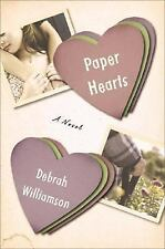 Paper Hearts by Debrah Williamson (2007, Paperback)