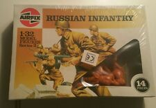 AIRFIX Russian Infantry 1:32 Scale Model Figures Series 2, (WINDOW ) , LIMITED
