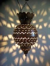 Lustre Marocain fert forgé lampe lanterne plafonnier applique luminaire orient 2