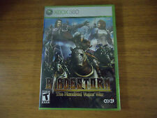 Bladestorm: The Hundred Years' War   XBox 360    NEW