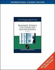 Business Ethics, International Edition (South-Western Legal Studies in Business)