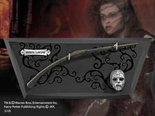 Official Harry Potter -Bellatrix Wand with wall display & mini mask Noble NN7976