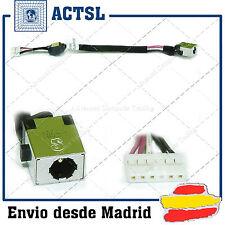 CONECTOR DC JACK  ACER Aspire 5534, 5538 (Con Cable)