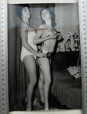 PHOTO VINTAGE EROTISME FEMME GAY NU O250