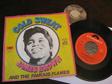 "7"" Cold Sweat JAMES Brown And the famous Flames Germany '67 