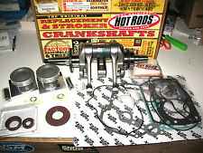 POLARIS 800 RZR RANGER SPORTSMAN ENGINE REBUILD KIT CRANKSHAFT PISTONS GASKETS