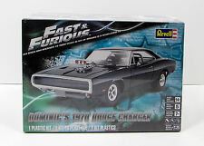 Revell 1:25 Fast & Furious 1970 Dodge Charger Plastic Model Kit 85-4319