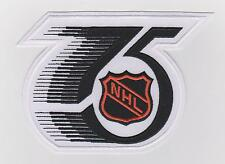NHL 75TH ANNIVERSARY PATCH 1992 NHL JERSEY PATCH