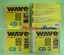 3 CD THE BIGGEST NEW WAVE HITS 1996 SPANDAU BALLET BILLY IDOL CULTURE CLUB (C32)