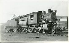 5H482 RPPC 1946 CNJ CRR NEW JERSEY CENTRAL RAILROAD LOCO #777 COMMUNIPAW