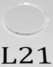 Spherical UV Plano-Convex Lens (L21)