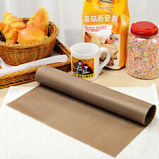 30*40cm Pastry Baking Paper Tray Oven Rolling Kitchen Bakeware Mat Sheet Cloth 0