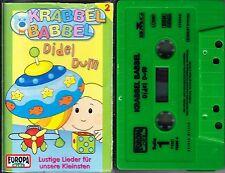 MC Krabbel Babbel Didel Dum - Lustige Lieder für unsere Kleinsten - EUROPA mini