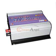 New 300W Watt GRID TIE POWER INVERTER 12V 110V for Solar Panel Pure Sine-Wave