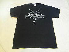 ENDSTILLE logo SHIRT S,Emperor,Inquisition,Lortd Belial,Agalloch,Enthroned