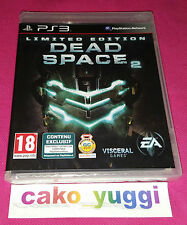 DEAD SPACE 2 NEUF SOUS BLISTER SONY PS3 VERSION 100% FRANCAISE