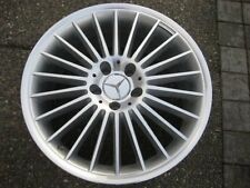 "BRAND NEW Genuine Mercedes Benz SL55 AMG 18"" single FRONT WHEEL in showroom cond"